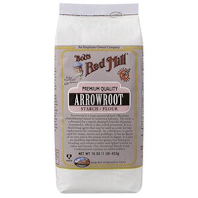 Arrowroot Starch Flour