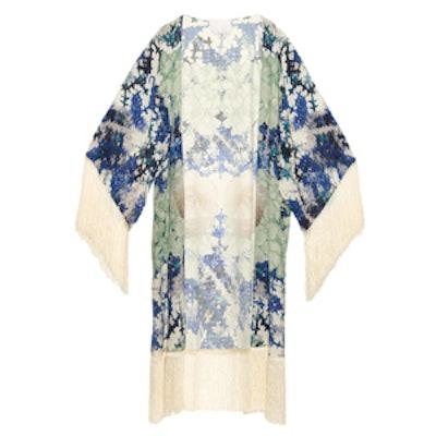 Omorfi Katerina Silk Kimono