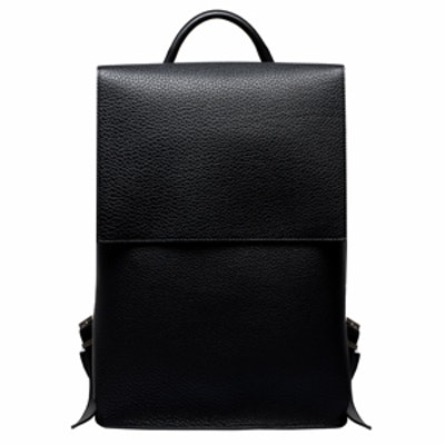 Grained Calfskin Phileas Backpack