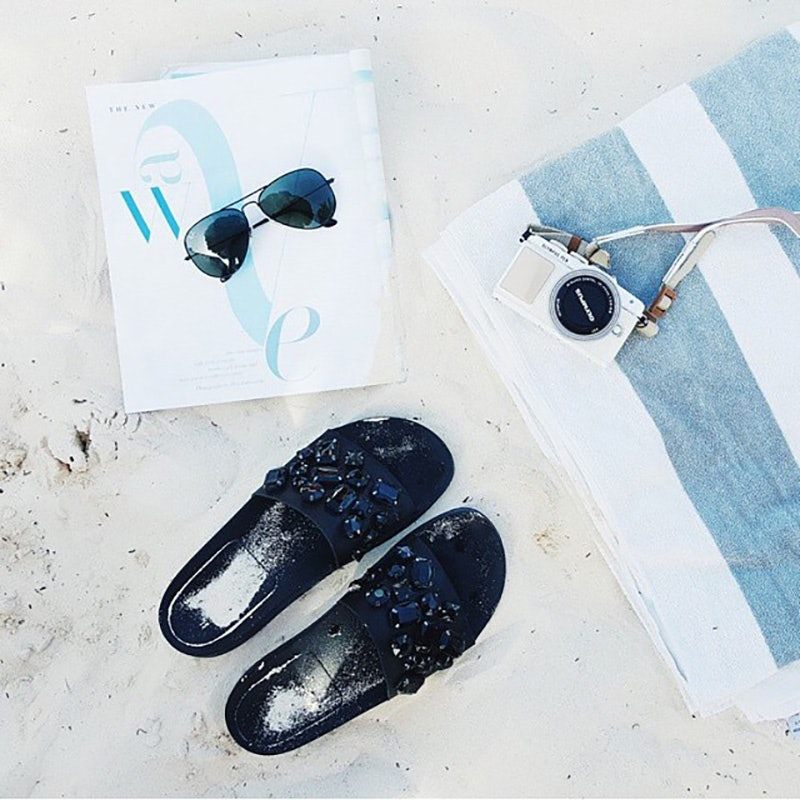 4 Shoes You Need For A Beach Vacation