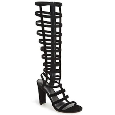 Cagedup Gladiator Sandal
