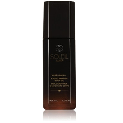 Luxe Shimmer Body Oil