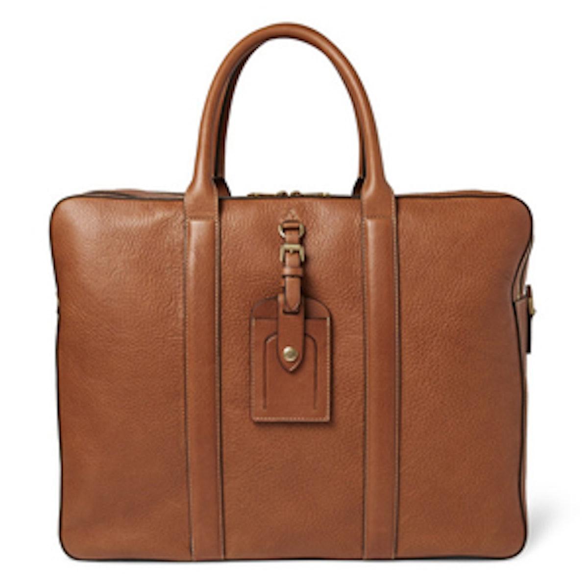 Matthew Leather 24-Hour Bag