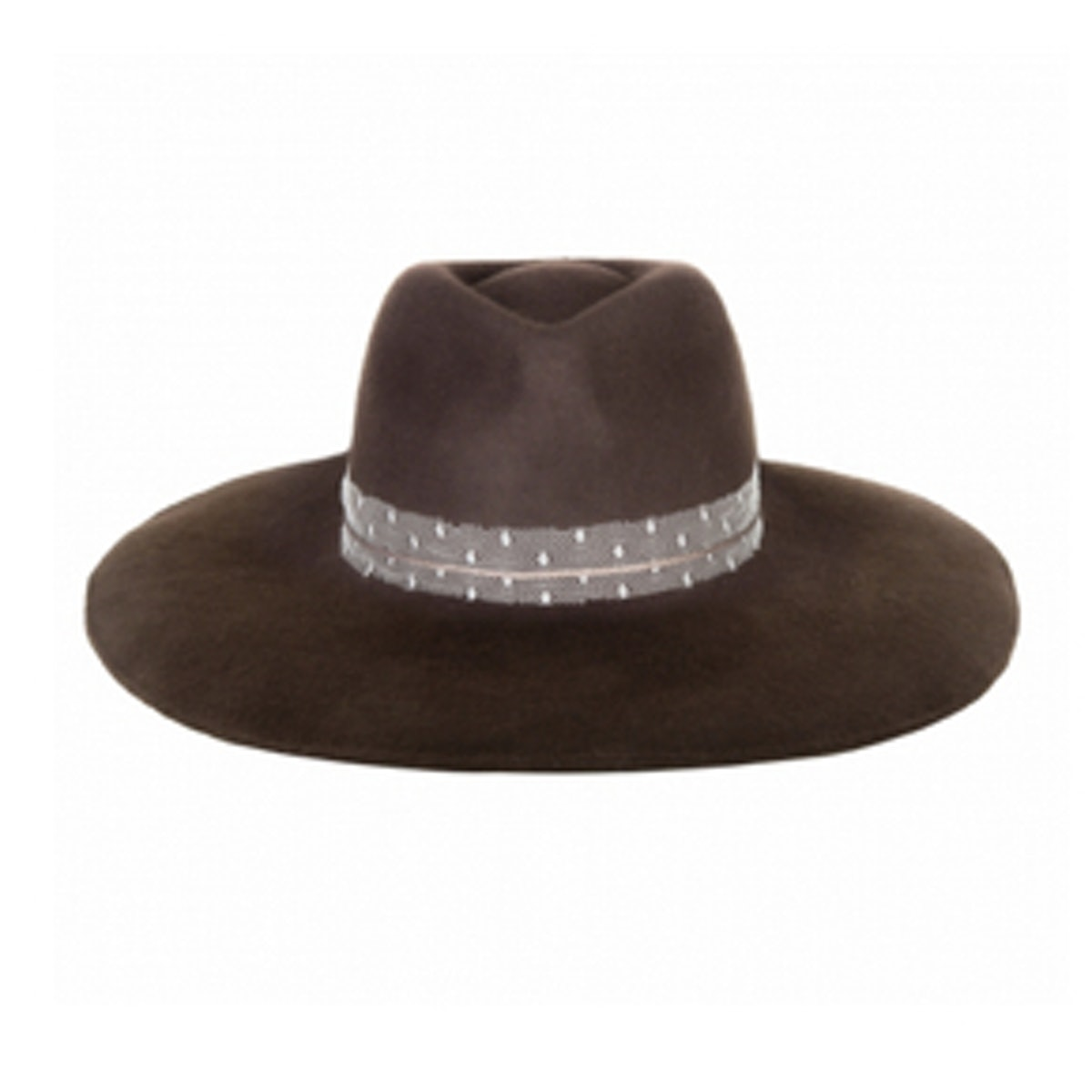 Into the Brown Floppy Hat