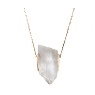 The Seer Crystal Necklace