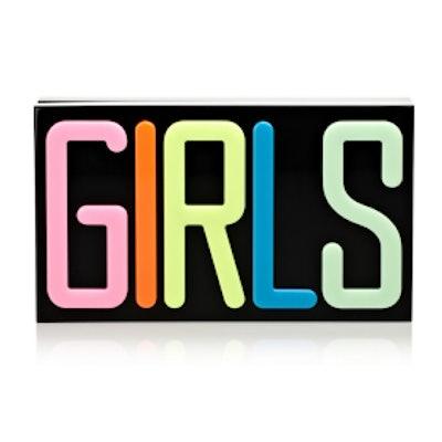 Girls Perspex Clutch