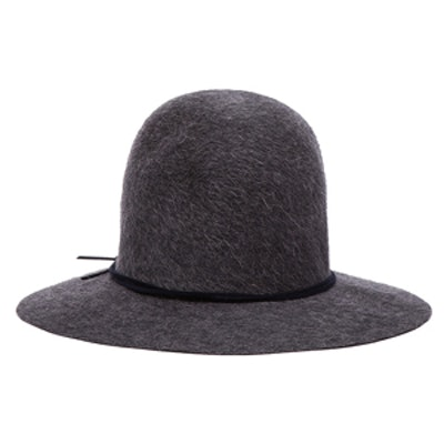 Short Brim Dome Hat
