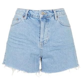Moto Bleached Ashley Shorts