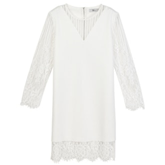 Two-Piece Lace Dress