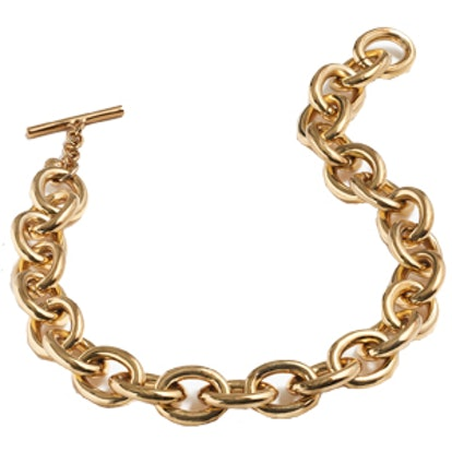Rounded Chain Necklace