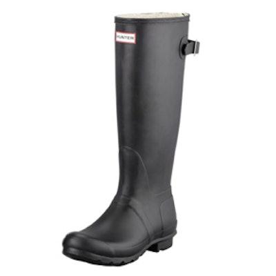 Matte Welly Boot