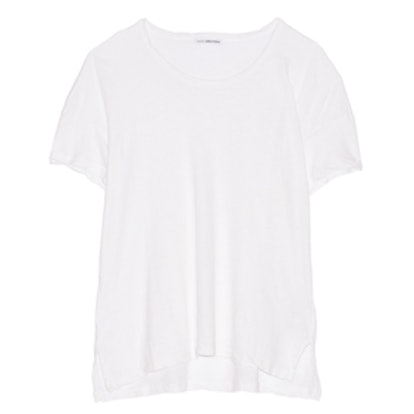 Linen and Cotton-Blend Jersey T-shirt