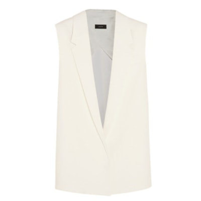 Irving Linen and Cotton Blend Vest