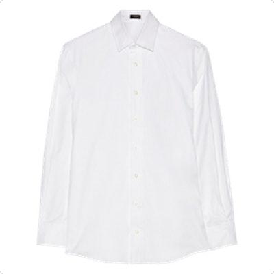 Joy Cotton Oxford shirt