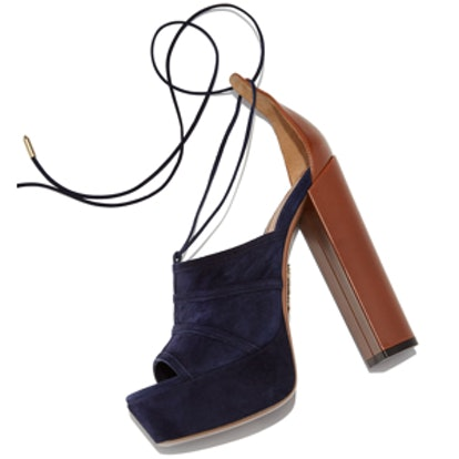 Very Eugenie Suede Pump