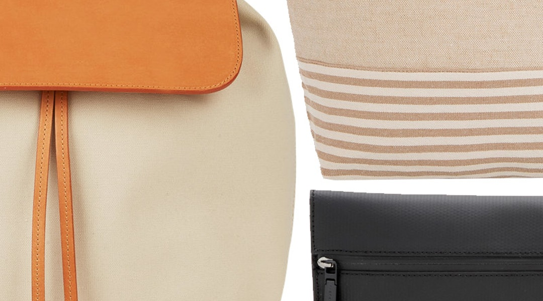 400cedf1c3 Why The Canvas Handbag Is A Necessary Summer Investment