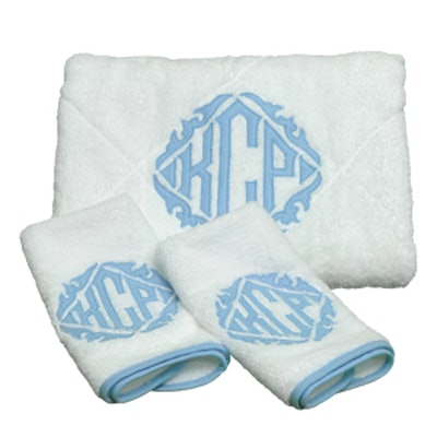 Alcott Custom Towels