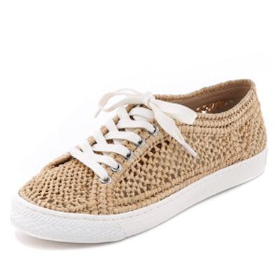 Cora Raffia Sneakers
