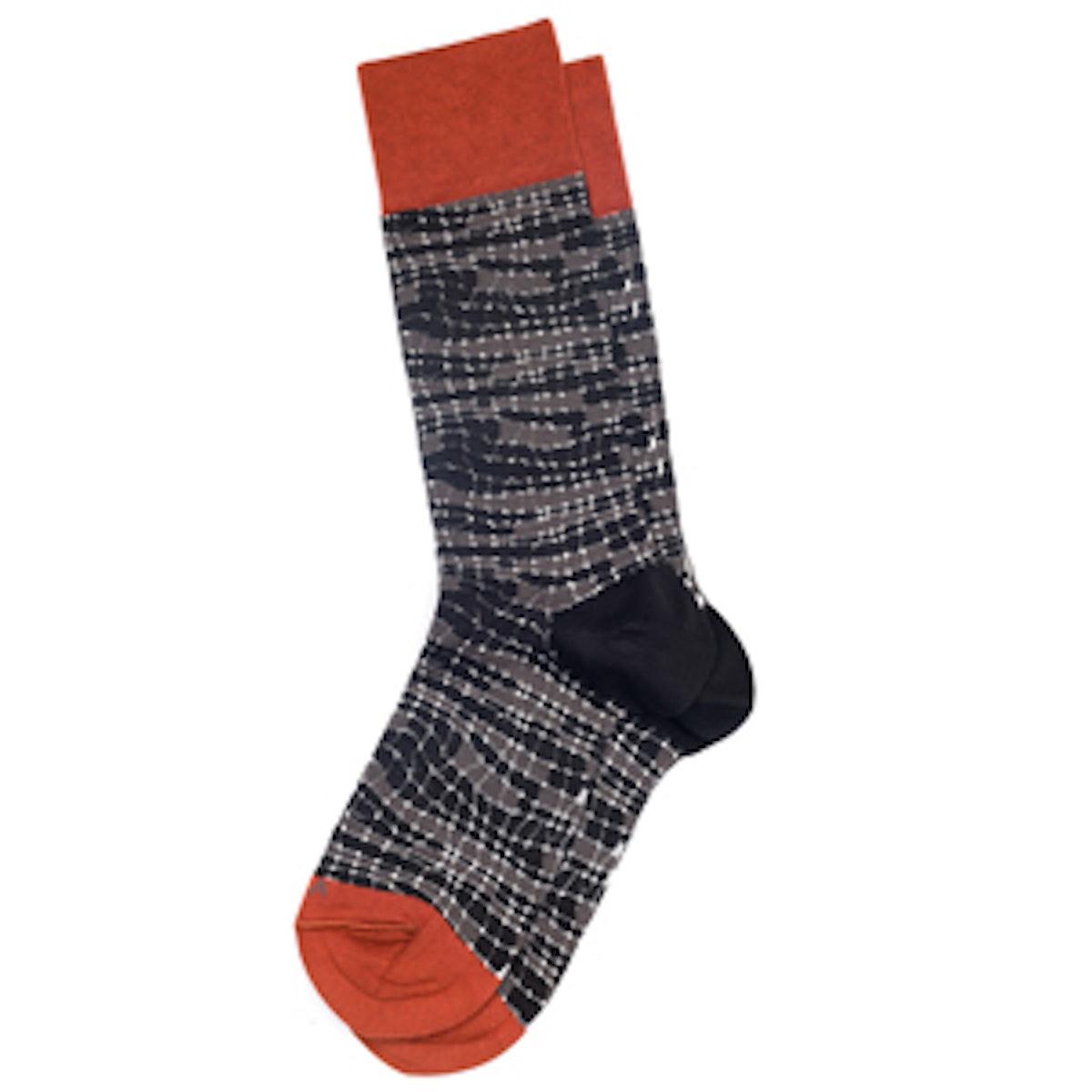 Crock Dress Socks