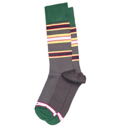 Three Stripes Dress Socks