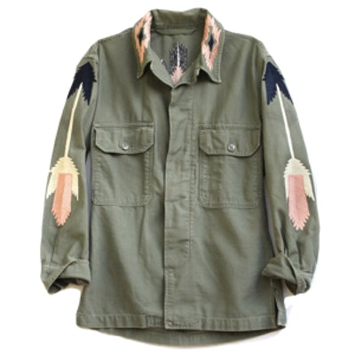 East At Dawn Jacket