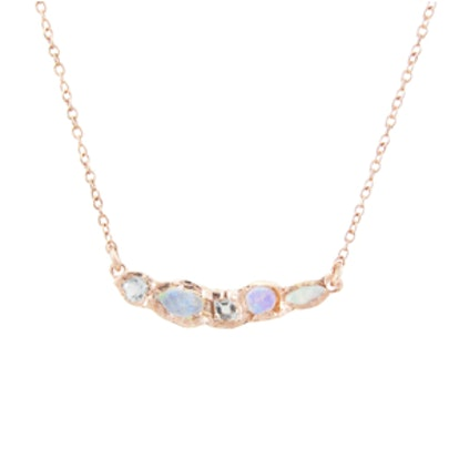 Journey Treasure Mermaid Necklace
