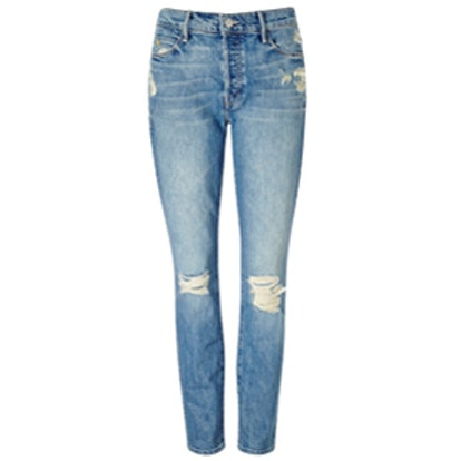 The Stunner Distressed Jeans
