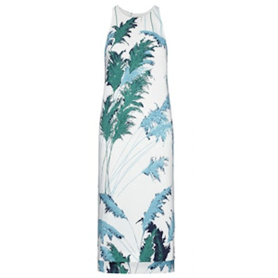 Pampus Print Dakota Dress