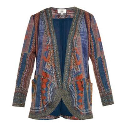 The Indigo Trail Embellished Jacket