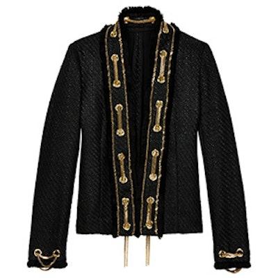 Clarissa Grommet Jacket