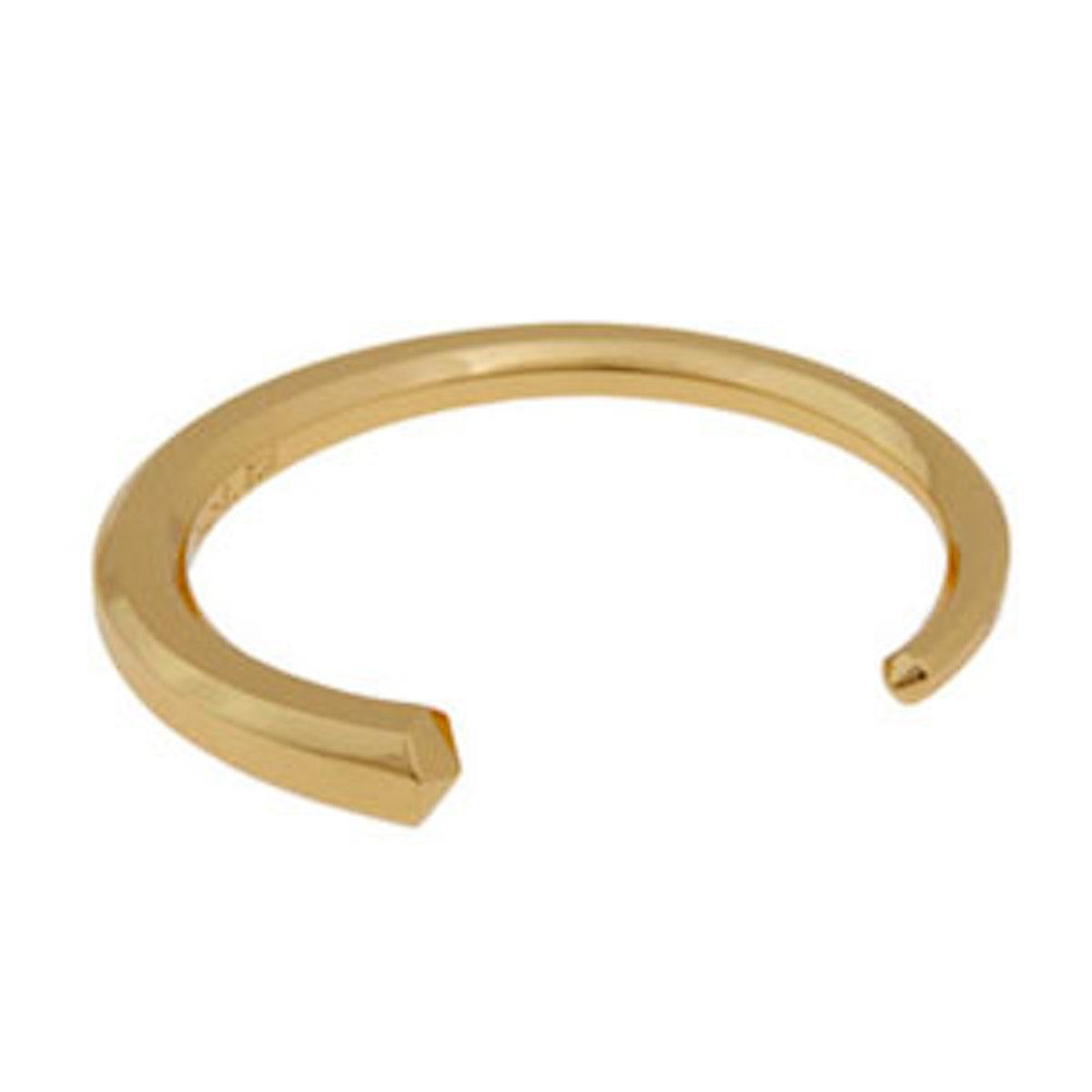 Sculpted Cuff Bracelet