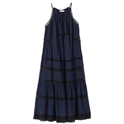 Voile & Lace Dress