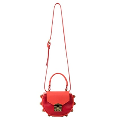 Mimi Red Handbag