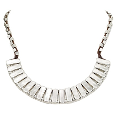 Bricks Collar Necklace