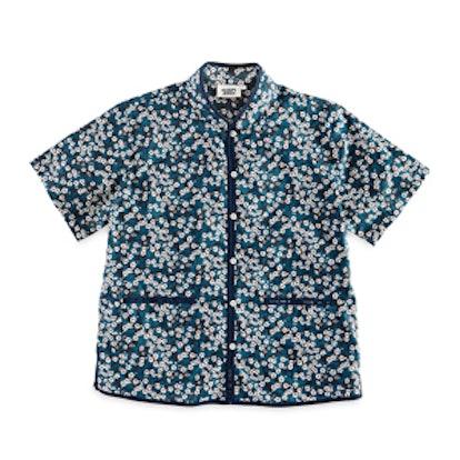 Agnes Mandarin Collar Shirt