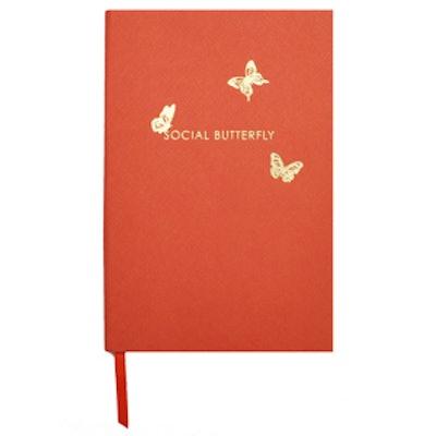 Social Butterfly Notebook