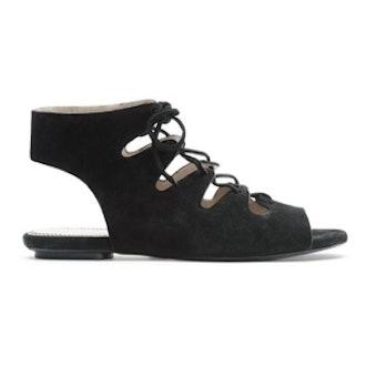 Anna Lace Up Sandal