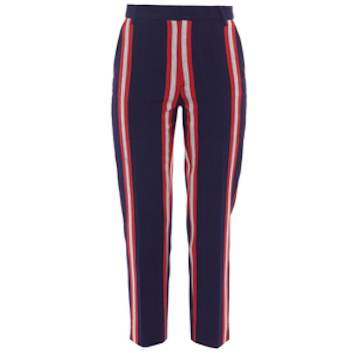 Jean Beccafico Striped Trousers