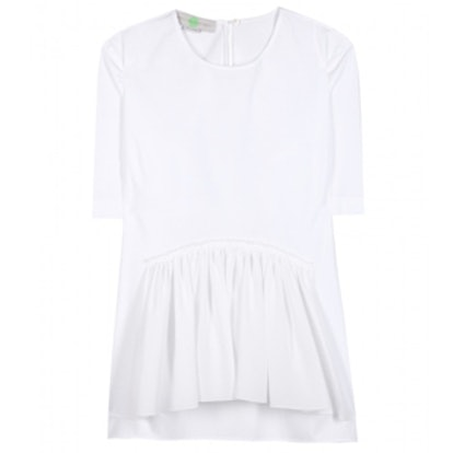 Cotton and Silk Top