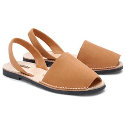 Cuero Sandal