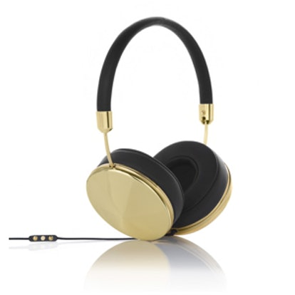 Gold and Black Taylor Headphones