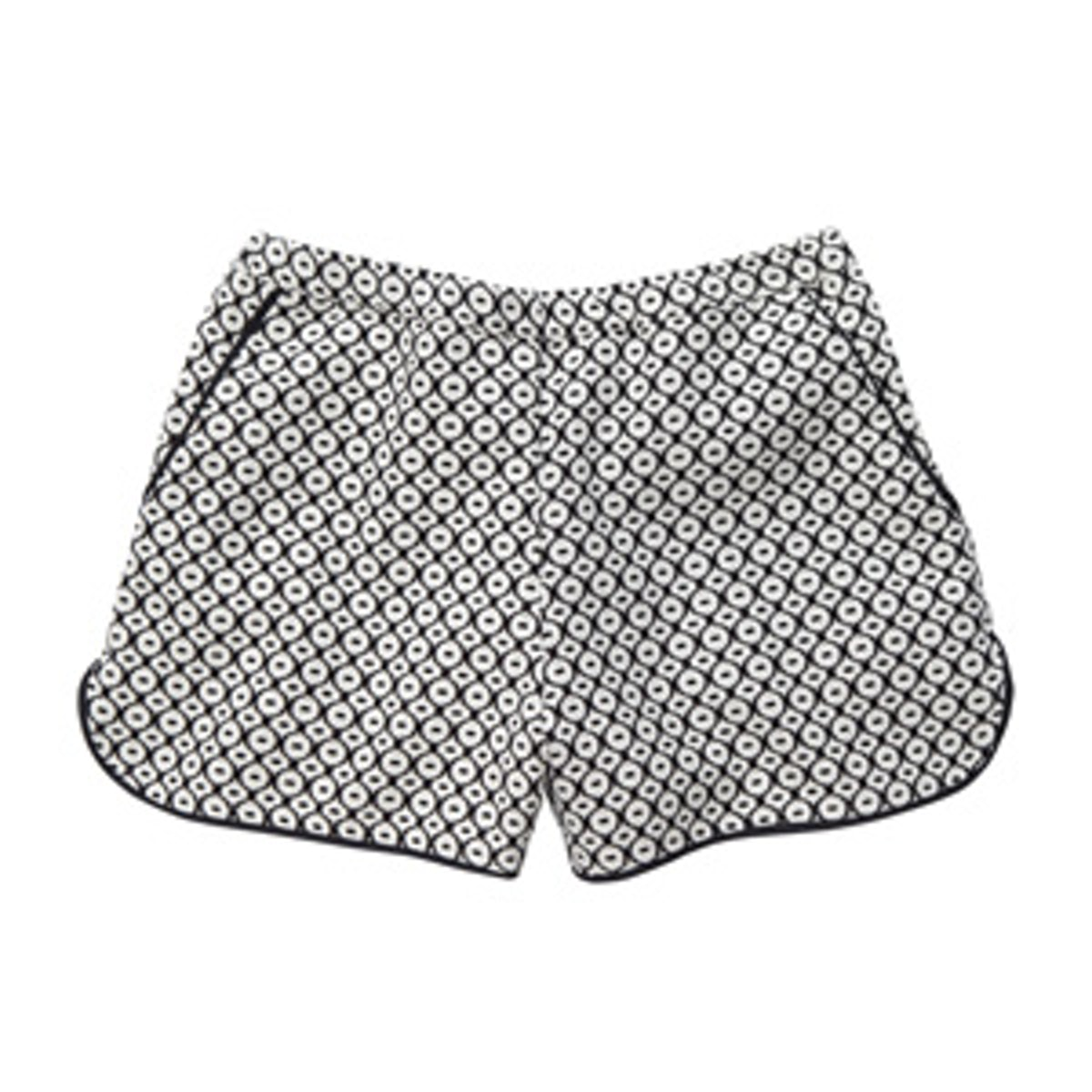 Tiger Short in Woven Geometric