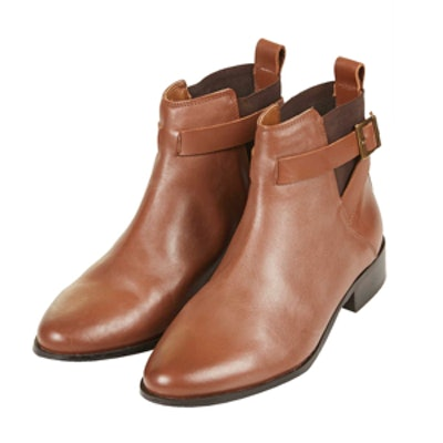 Blanch Booties