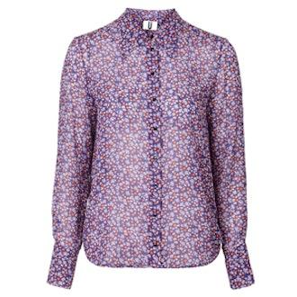 Ottoline Silk Shirt