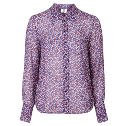 Ottoline Silk Shirt