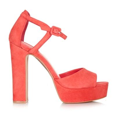 Lena Suede Sandals