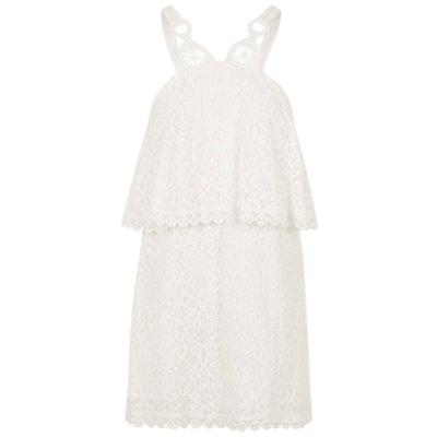 Dream Catcher Overlay Dress