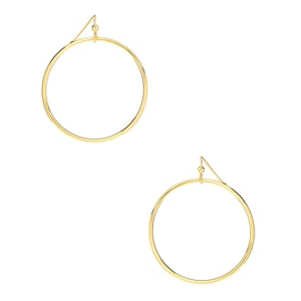 Gypsy Hoop Earrings