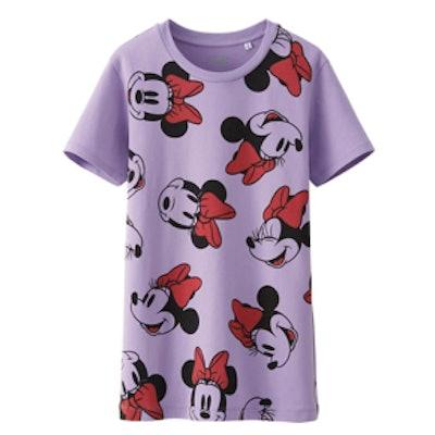 Women Disney Project Short Sleeve T-shirt