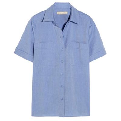 Bangalore Cotton-Chambray Shirt